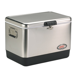 54 Quart Stainless Steel Cooler