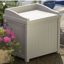 22 gallon deck box with seat ss1000