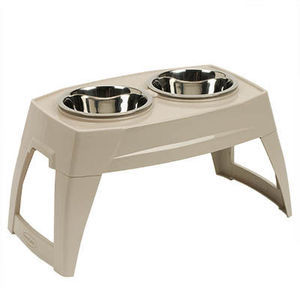 elevated pet feeder 8 bowls pft800