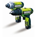 2pc combo kit drill impact driver rk1001k2