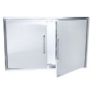 24 x 31 double access doors