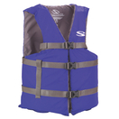 stearns adult nylon universal vest blue