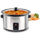 cuizen 8.5 qt oval slow cooker