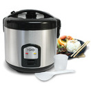 cuizen 20 cup stainless steel rice cooker
