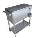 permasteel patio cooler stainless steel 80 qt out of stock until spring 2020