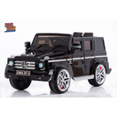 kool karz mercedes benz g55 amg electric car black