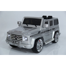 kool karz mercedes benz g55 amg electric car silver