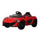 kool karz mclaren electric ride on red