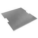 elementi manhattan table stainless steel cover