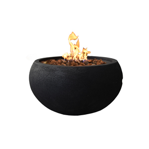 OUT OF STOCK - Modeno York Fire Bowl - Natural Gas