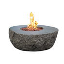 out of stock elementi boulder fire table propane