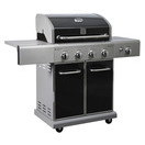 kenmore 4 burner plus side searing burner grill