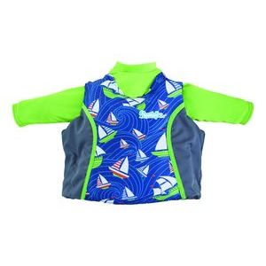 Coleman 2-in-1 Vest & Rash Guard - Green