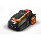 worx 6.5 fully automated cordless landroid mower