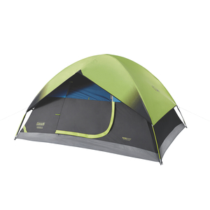 Coleman Darkroom Sundome 4-Person Conventional Tent