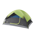 coleman darkroom sundome 4 person conventional tent