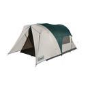 coleman 4 person screened cabin full fly evergreen