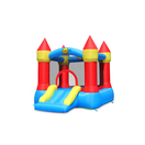 out of stock happy hop castle bouncer with slide and hoop